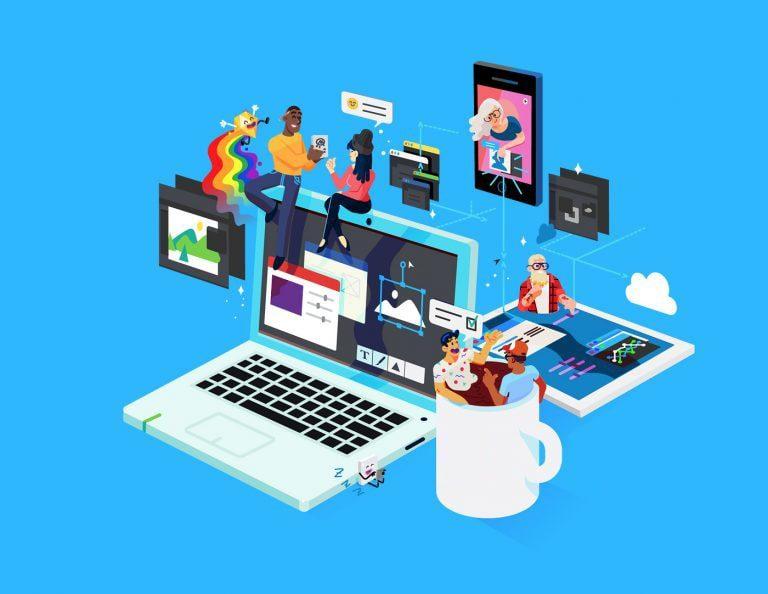 Веб-студия разработка сайтов